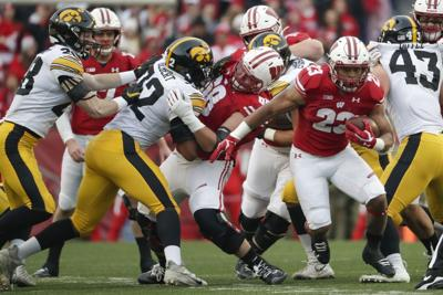 Iowa Wisconsin Football