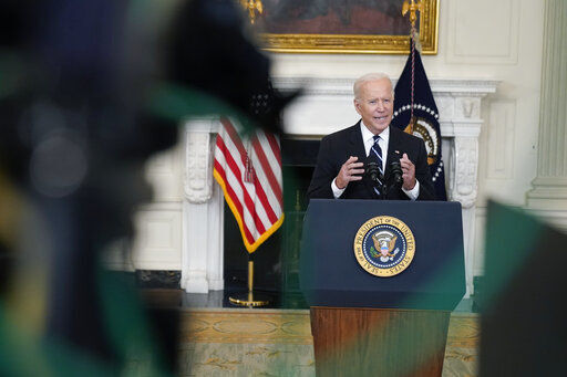 Biden: GOP governors 'cavalier' for resisting vaccine rules