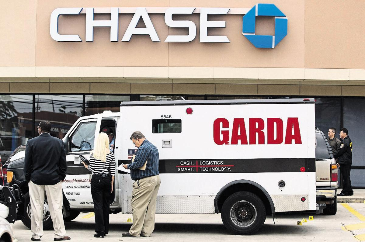 Houston a hub for bank, armored-truck robberies | National/World ...