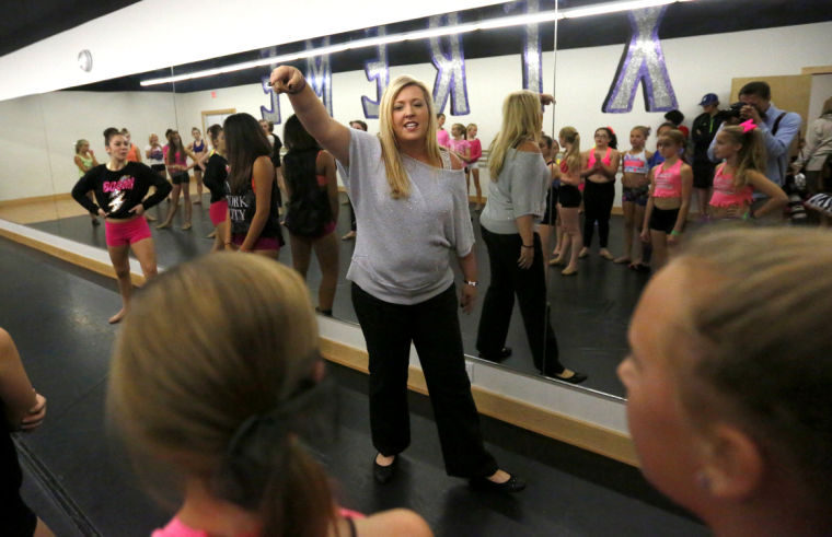jessalynn siwa dance studio