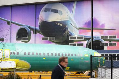 US manufacturing output hit by Boeing troubles, slips 0.1%
