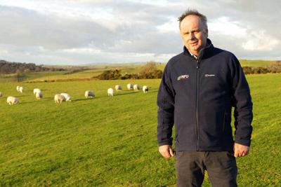 UK farmers worry where exports will go without EU deal