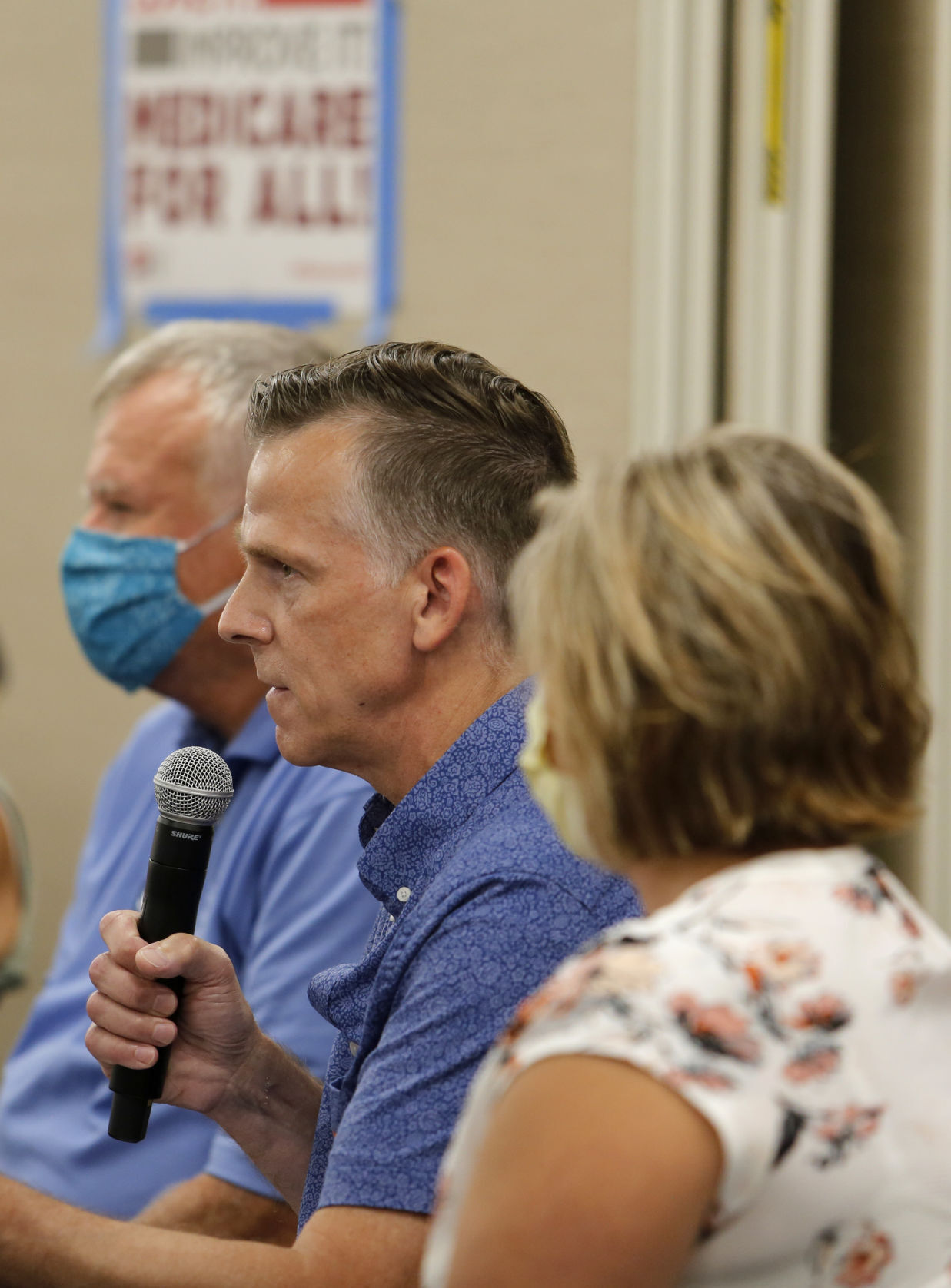 Health Care town hall