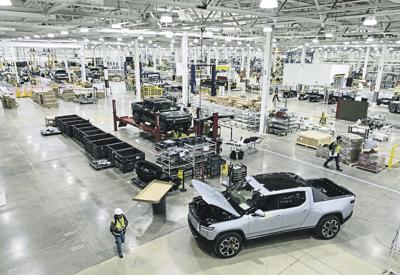 New Rivian plan to fully open in Illinois