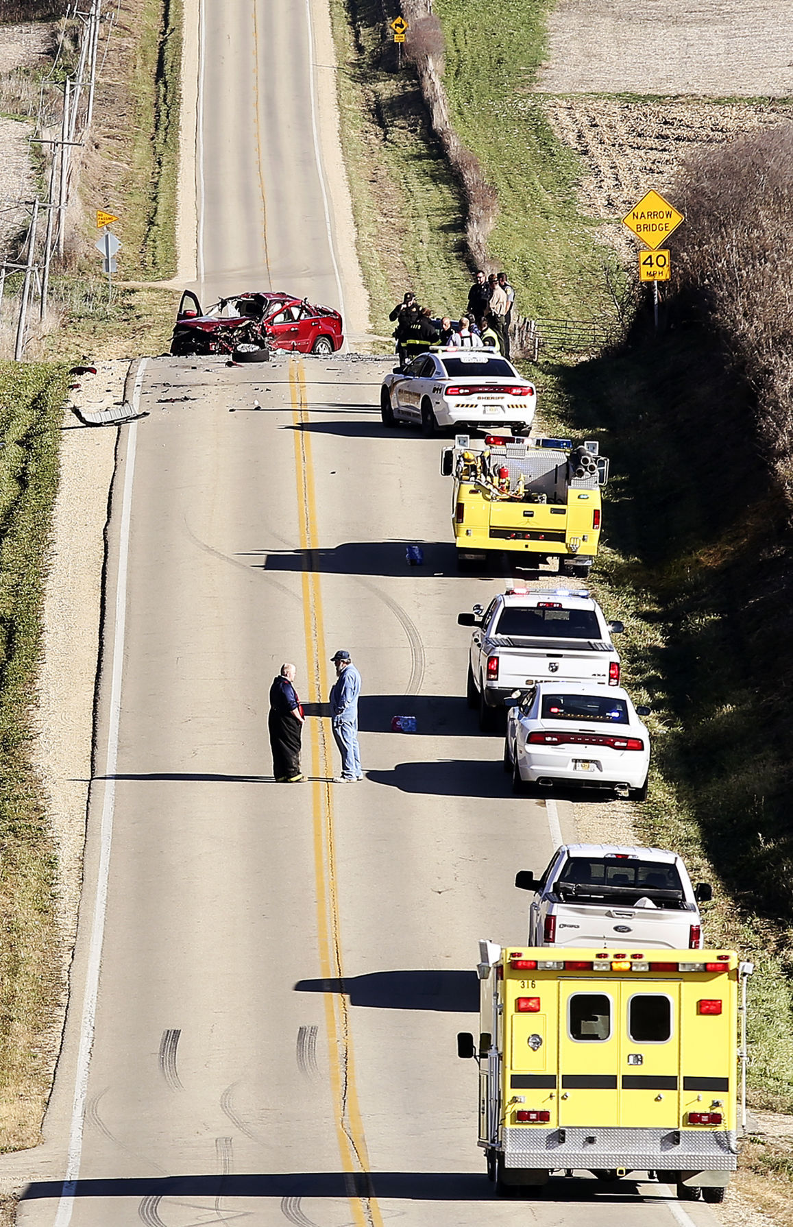 5611 sheldon road - Authorities Say 3rd Person Dies After Warren Crash Id Those Involved Breaking Telegraphherald Com
