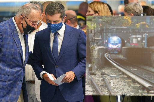 Rail officials push 15-year plan to boost Northeast Corridor