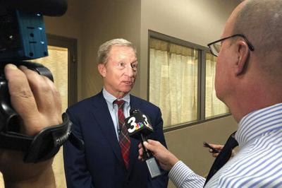 AP Exclusive: Steyer aide offered money for endorsements