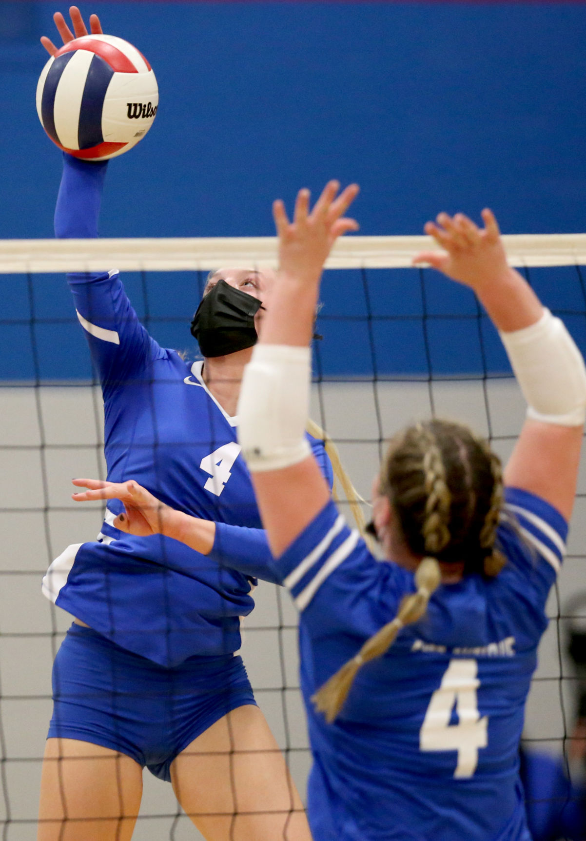 Galena vs. East Dubuque volleyball