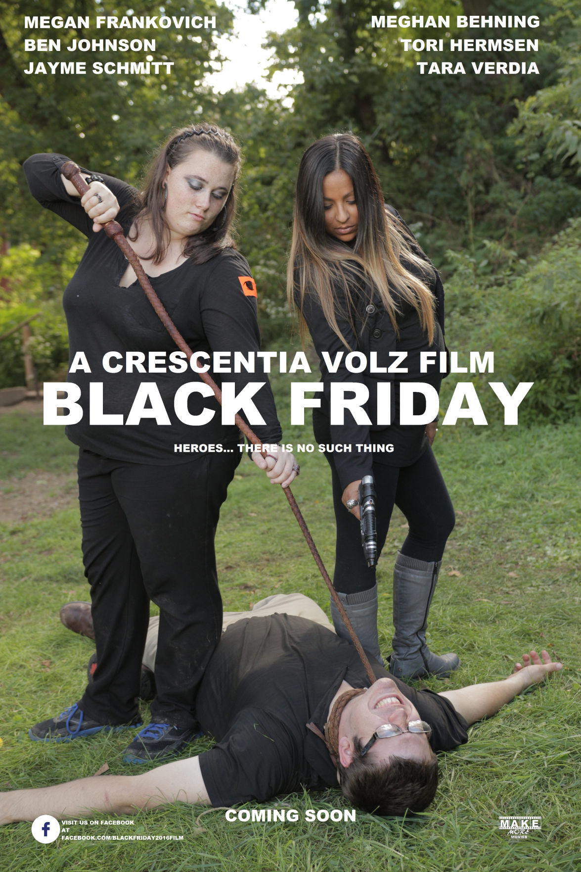 Local Film Black Friday To Premiere On Black Friday Features Telegraphherald Com
