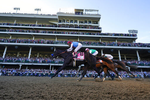 Medina Spirit gives Baffert record 7th Kentucky Derby win