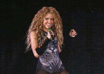 Shakira plans a Latin tribute at upcoming Super Bowl