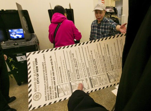 1 person, 1 vote? Maybe not. NYC mulls ranked choice voting