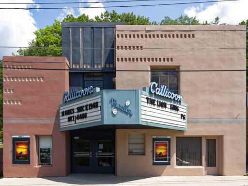 The small-town movie house braces for an unexpected threat
