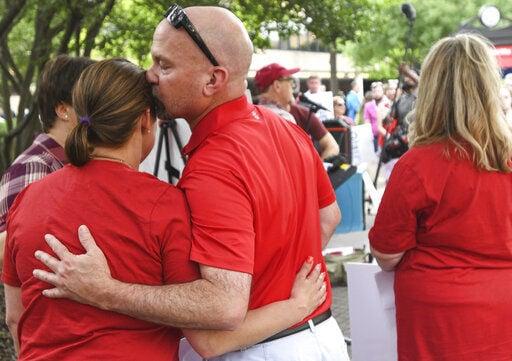 Southern Baptists combat sex abuse as critics rally