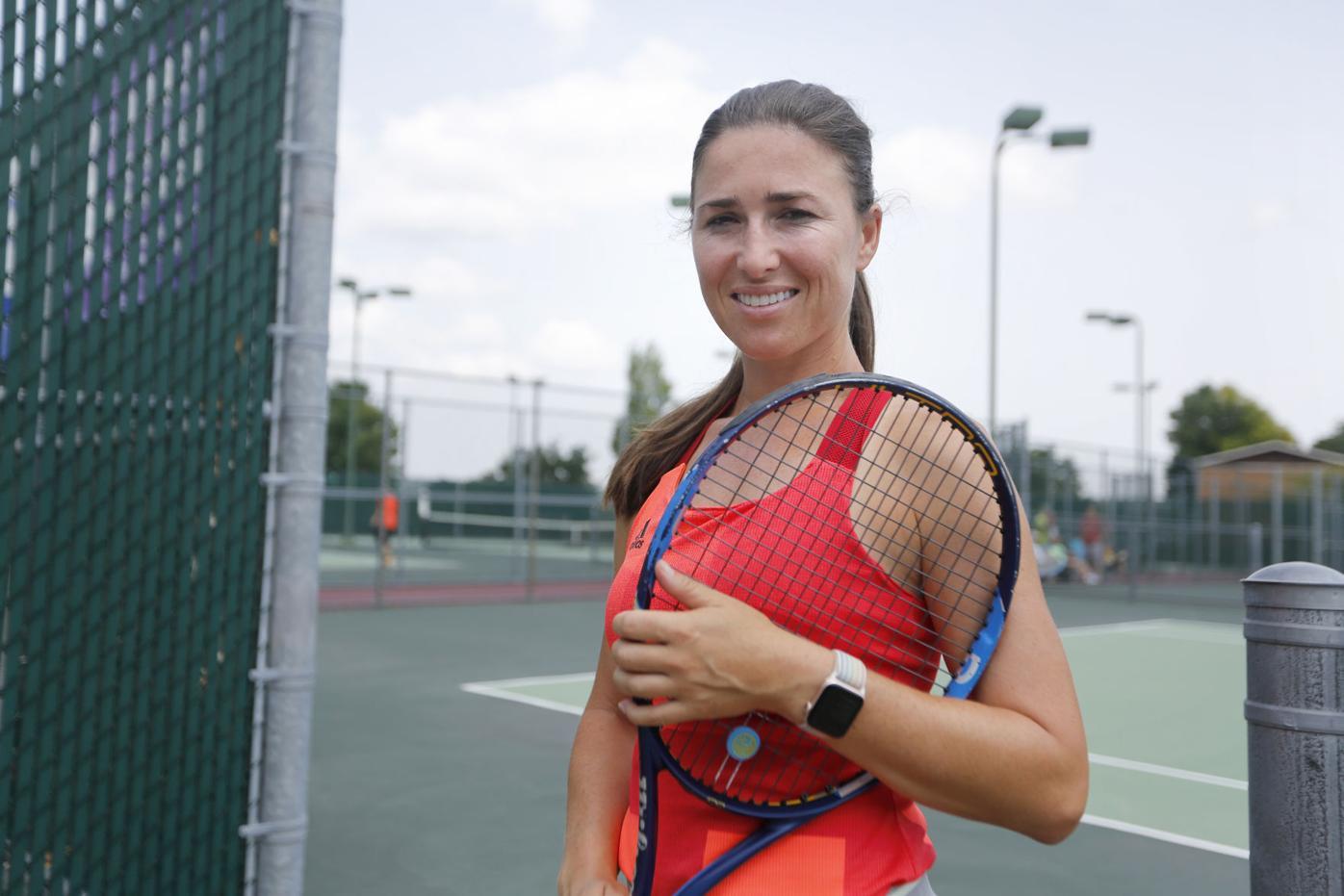 Tennis - Milica Veselinovic