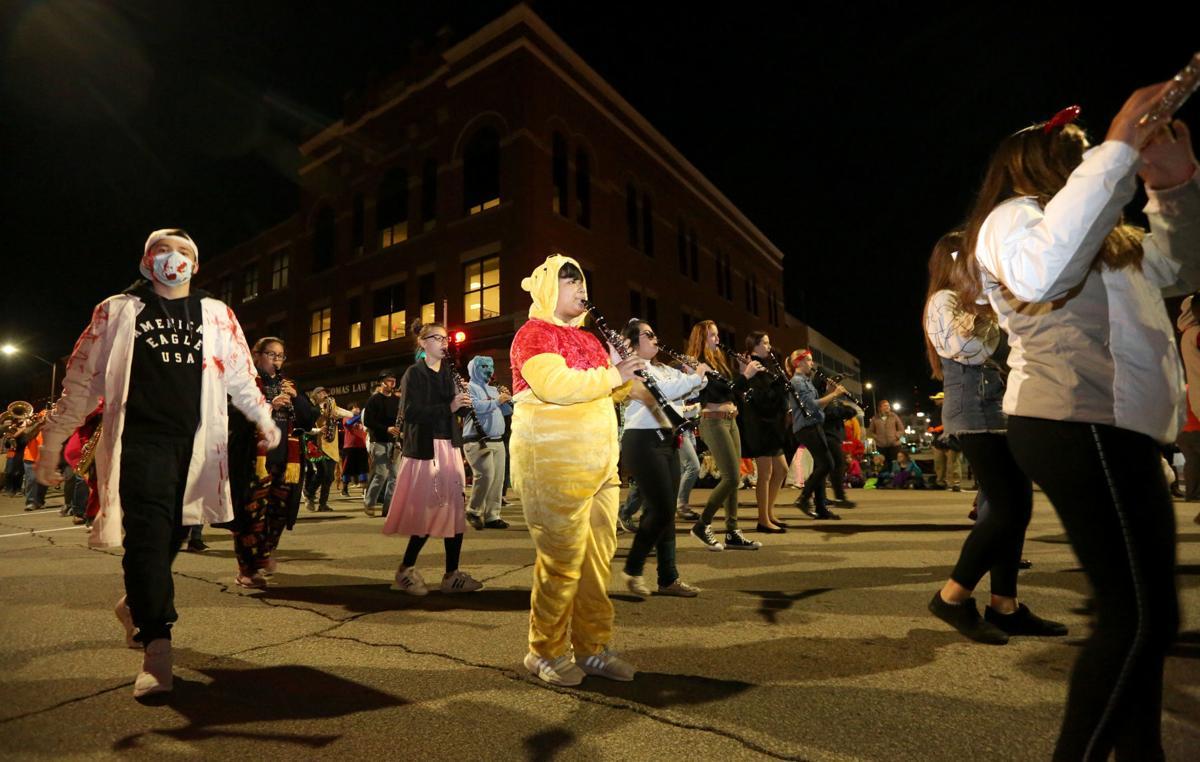 Dubuque Halloween Parade 2020 Dubuque's Halloween parade returns, to the delight of thousands