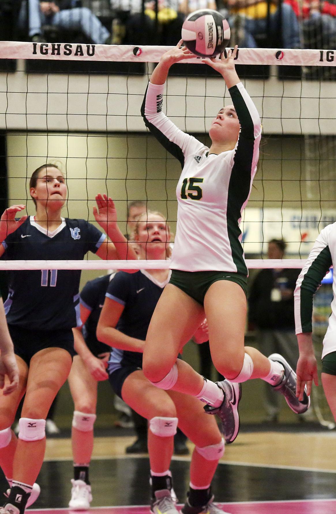 Beckman volleyball