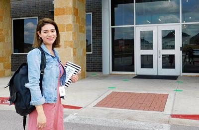 Virus, technology, unrest make stressful year for teachers