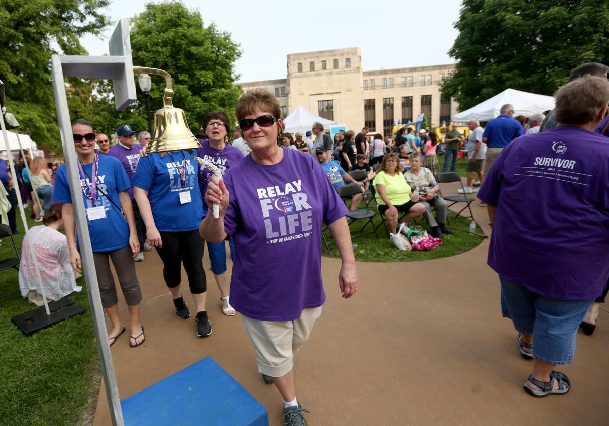 Hope On The Menu At Annual Dubuque Relay For Life Tri