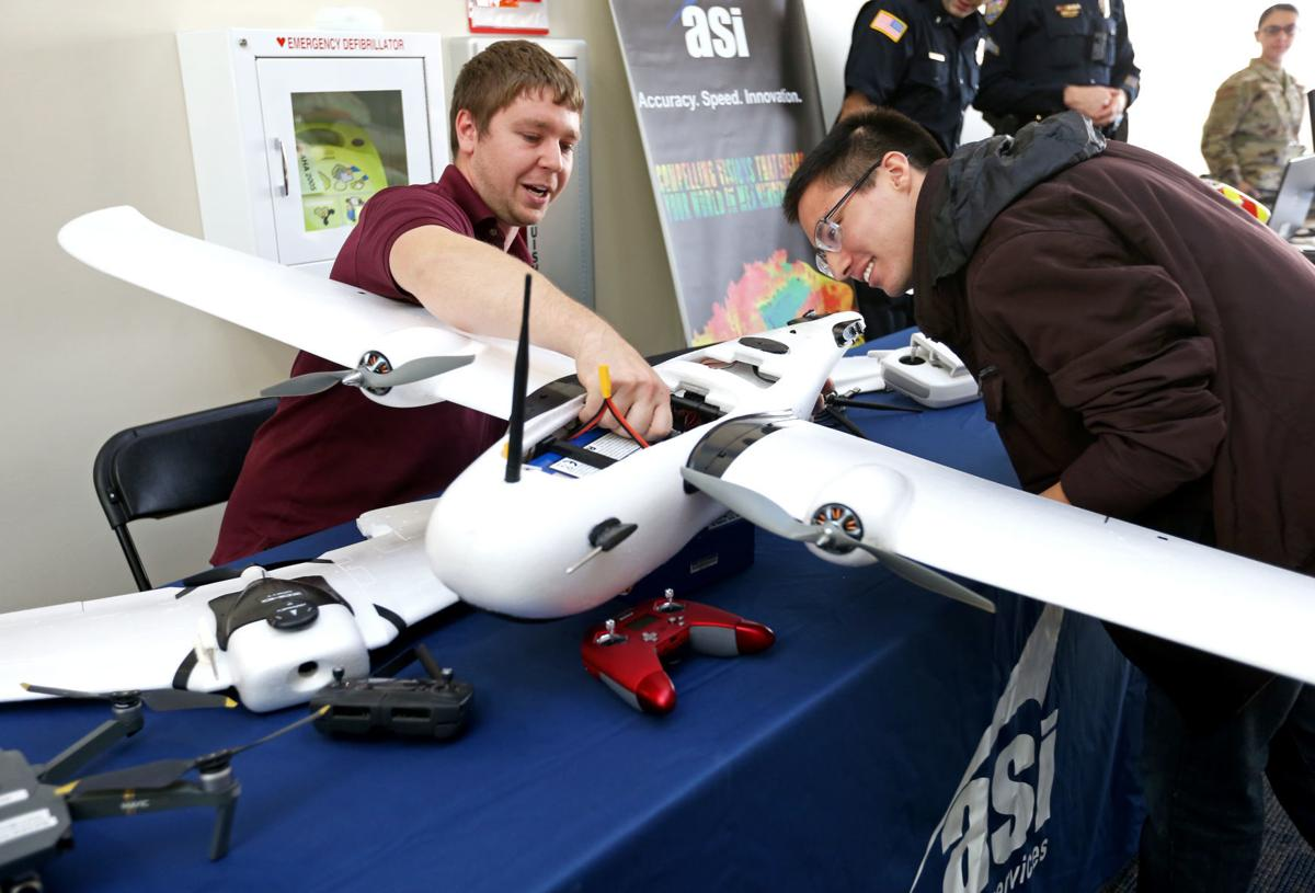 National Drone Safety Awareness Week event