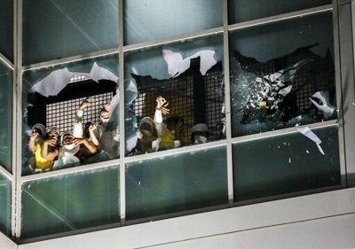 Inmates stage uprising at St. Louis jail dogged by unrest