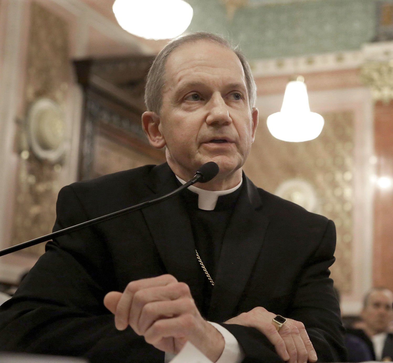Illinois Abortion Bishop Communion Ban