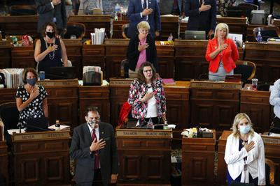 Statehouses could prove to be hothouses for virus infection