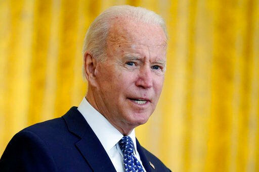 AP source: Biden requiring federal workers to get COVID shot
