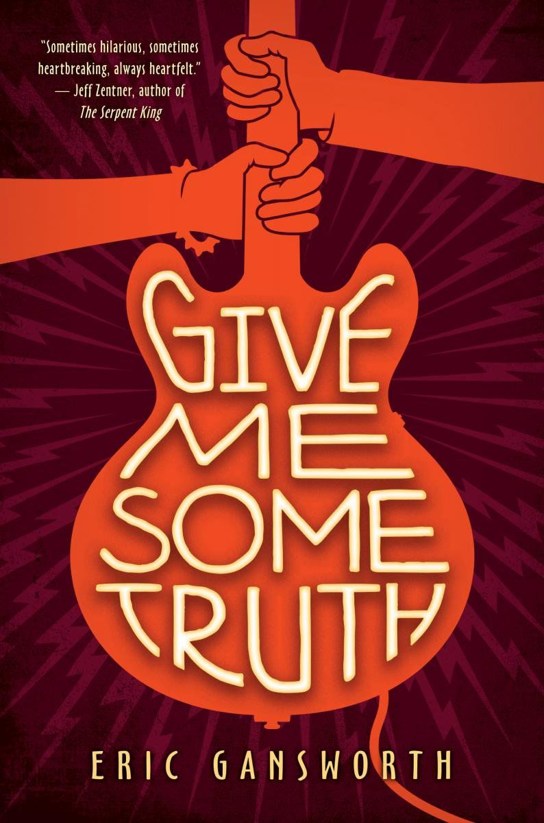 'Give Me Some Truth'
