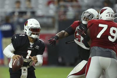 e117dcaa Kyler Murray's first game action tops 1st preseason weekend | Other ...