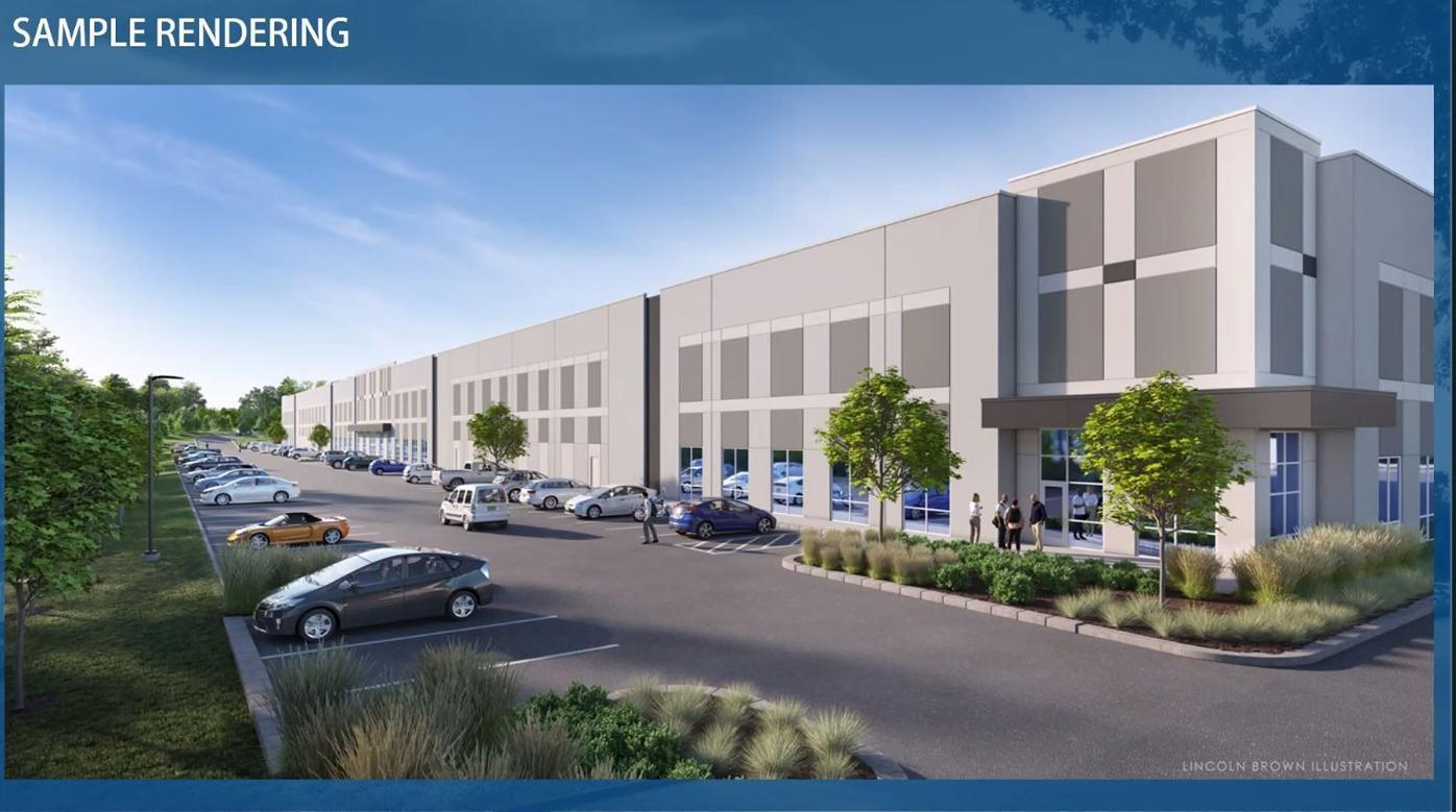 Scannell Properties development rendering 1