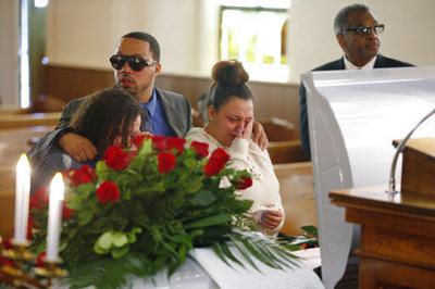 Families mourn, bury those killed in Ohio, Texas shootings
