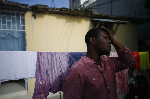 Amid perceived power vacuum, dozens vie to be Haiti's leader