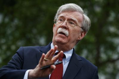Trump fires national security adviser John Bolton