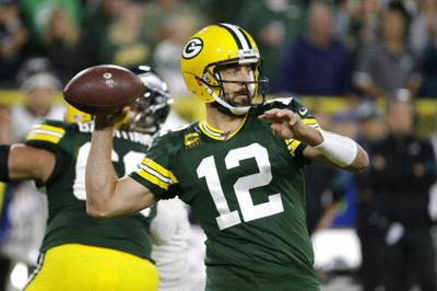Packers, Cowboys have same goal: Bounce back from 1st loss
