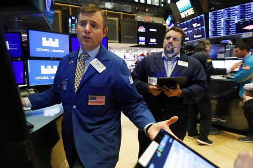 Dow hits record as stock market rally extends into 5th week