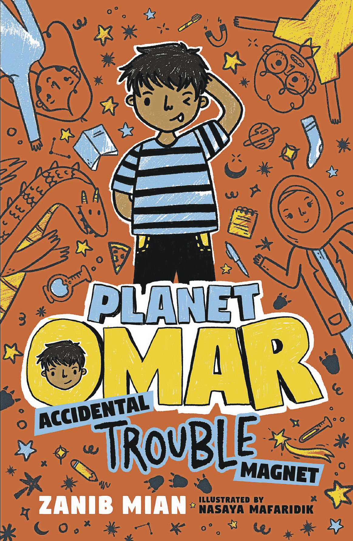 'Planet Omar: Accidental Trouble Magnet'