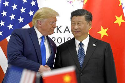 U.S., China toughen stances in trade war