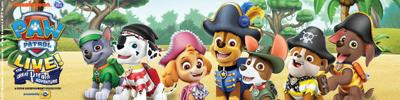 'PAW Patrol Live! The Great Pirate Adventure'