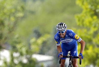 Cool in Champagne: Alaphilippe wins sparkling Tour Stage 3