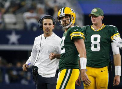 Matt LaFleur says 4-1 Packers are 'playing for each other'