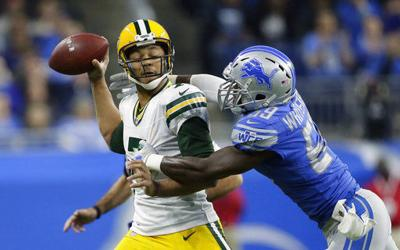5cb4f90ccf2 NFL  Lions beat Packers 35-11 and Caldwell stays calm