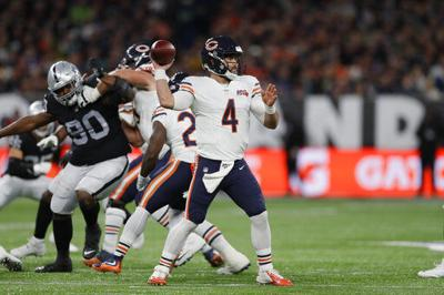 Bears offense can't step up when defense struggles