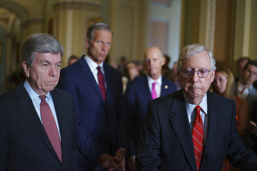 Paid in full? Biden, GOP struggle over infrastructure costs