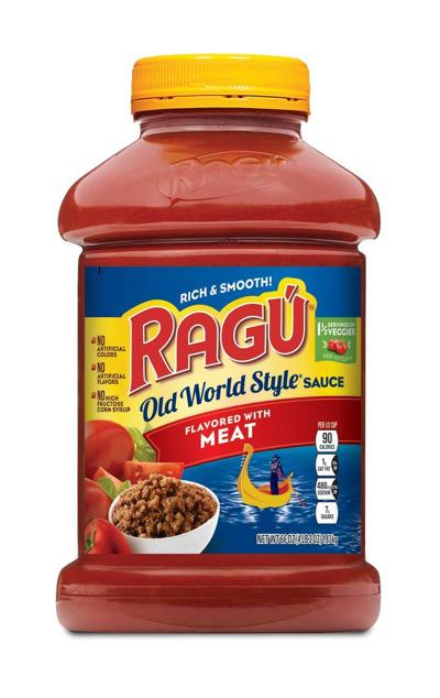 RAGU Old World Style Flavored with Meat 66oz