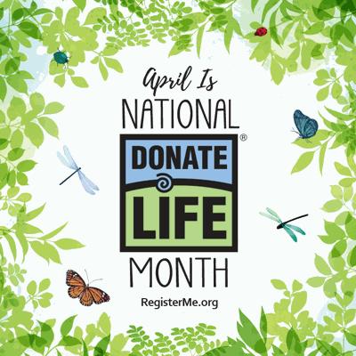 """Mes nacional de """"Donar Vida"""" organzación busca enviar mensaje a comunidad"""