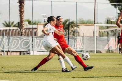 Tech Soccer vs Arizona State