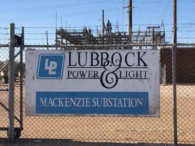 LP&L Mackenzie Substation