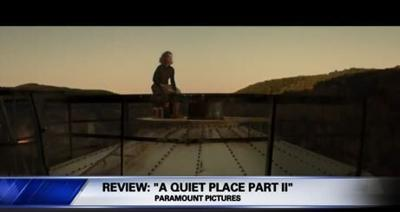 Movie Review: 'A Quiet Place II'