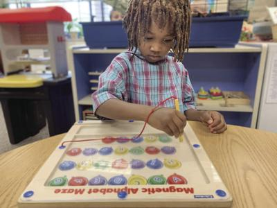 Amoray Smith, Danville district applying for grant to offer all-day pre-kindergarten